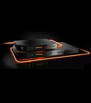 La nouvelle box d'Orange se compose de la Livebox Play et du Play TV. / Crédit :Orange